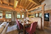 fully furnished Verbier - Duplex Ivouette luxury apartment, holiday home, vacation rental