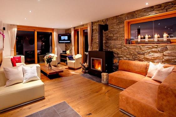 chic Zermatt Triplex Chalet Gemini luxury apartment, holiday home, vacation rental