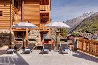 refreshing Zermatt Triplex Chalet Gemini luxury apartment, holiday home, vacation rental