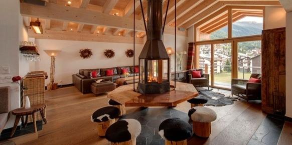 Chalet Zermatt Lodge