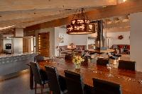 quiet Chalet Zermatt Lodge luxury apartment, holiday home, vacation rental