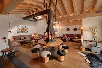 fully furnished Chalet Zermatt Lodge luxury apartment, holiday home, vacation rental