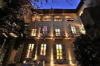 fantastic exterior of Villa San Giulio luxury apartment