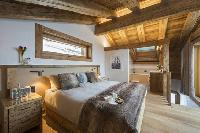 well-appointed Chalet La Vigne luxury apartment, holiday home, vacation rental
