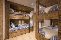 fully furnished Chalet La Vigne luxury apartment, holiday home, vacation rental