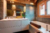 clean Chalet Delormes luxury apartment, holiday home, vacation rental