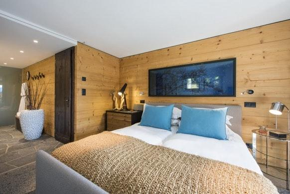 fully furnished Chalet Petiti luxury apartment, holiday home, vacation rental