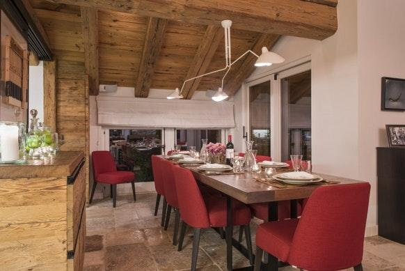 chic Chalet Petiti luxury apartment, holiday home, vacation rental