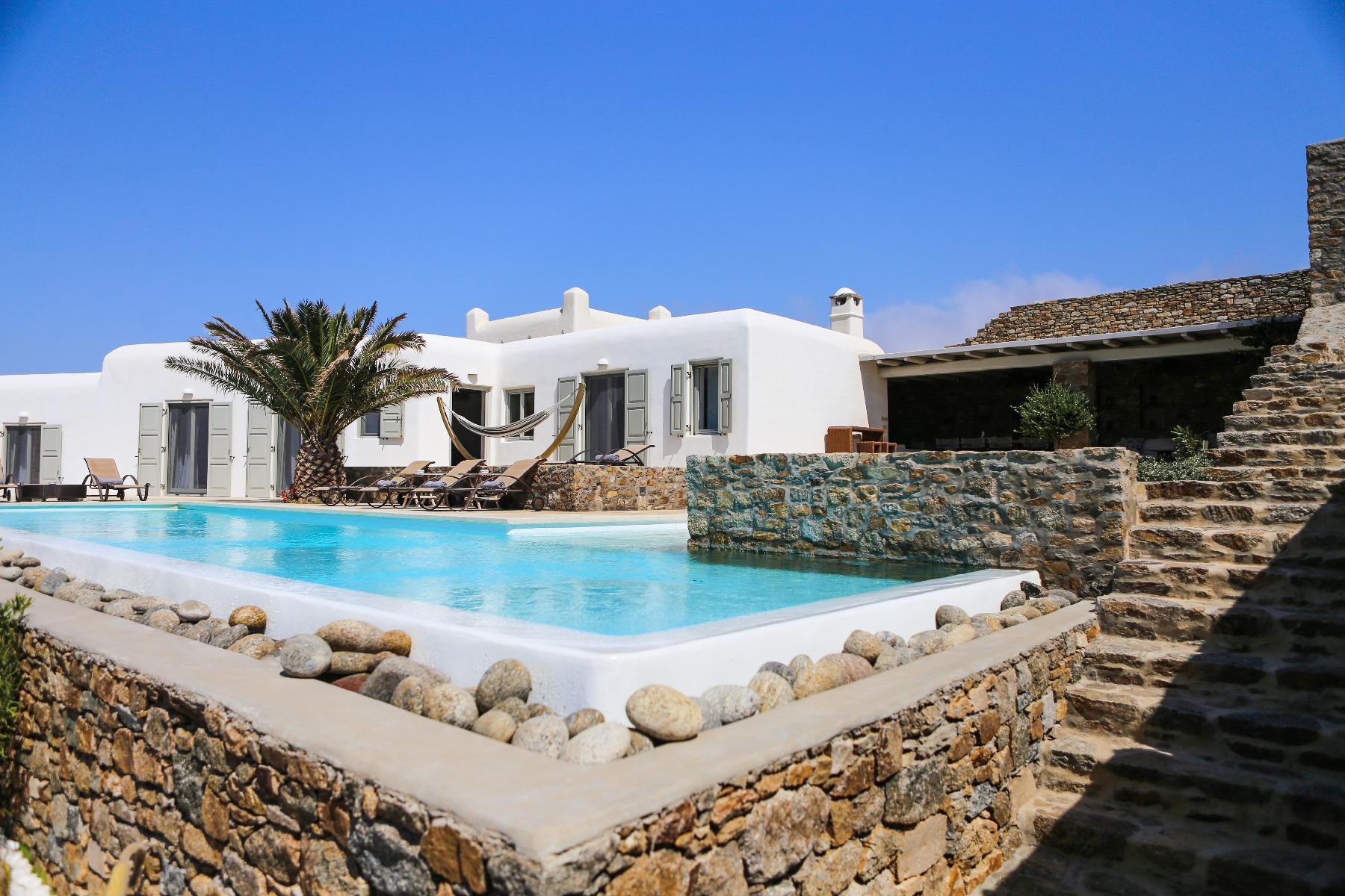 Mykonos - Villa Casa di Mare