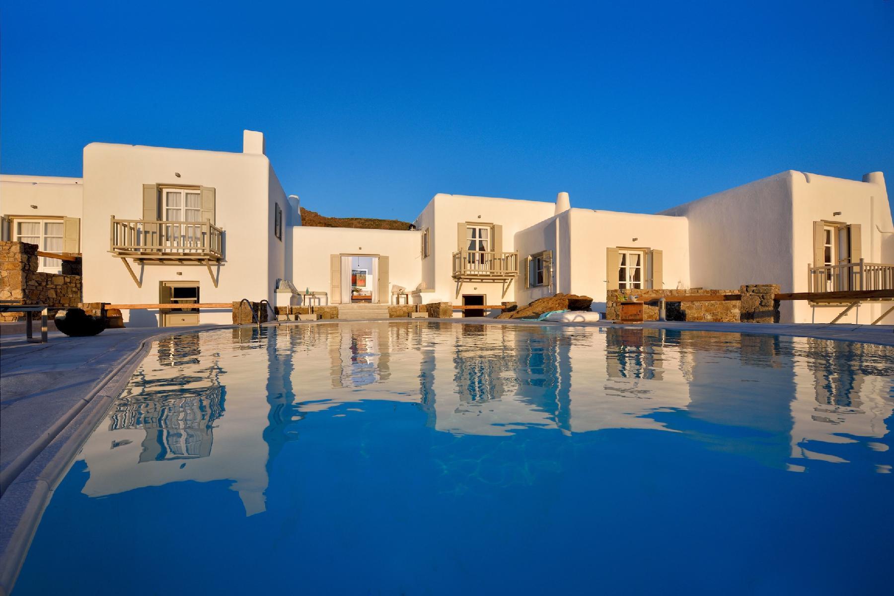 Mykonos - Villa Juliet