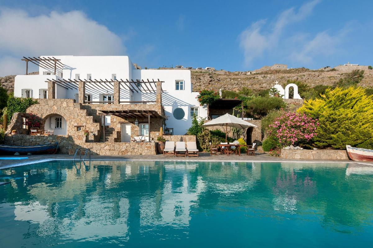 Mykonos Grand Retreat Villa