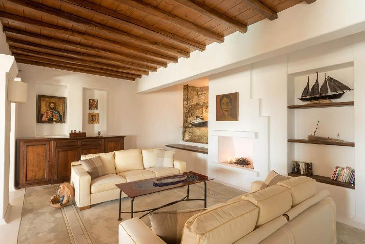 cozy Mykonos Grand Retreat Villa luxury holiday home, vacation rental
