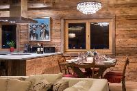 well-appointed Chalet Toundra luxury apartment, holiday home, vacation rental