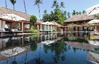 amazing swimming pool of Thailand - Baan Wanora luxury apartment