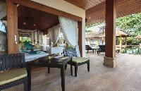 cool veranda of Thailand - Baan Wanora luxury apartment