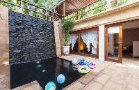 cool waterfall in Thailand - Baan Wanora luxury apartment