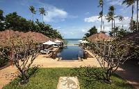 cool infinity pool of Thailand - Baan Wanora luxury apartment