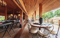 cool patio of Thailand - Baan Wanora luxury apartment