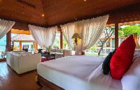 clean bed sheets in Thailand - Baan Wanora luxury apartment