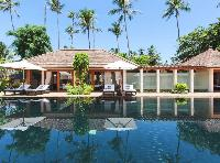 awesome swimming pool of Thailand - Baan Wanora luxury apartment