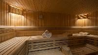 fun sauna at Valentine 211 luxury apartment, holiday home, vacation rental