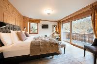 sunny and airy Chalet Shalimar luxury apartment, holiday home, vacation rental