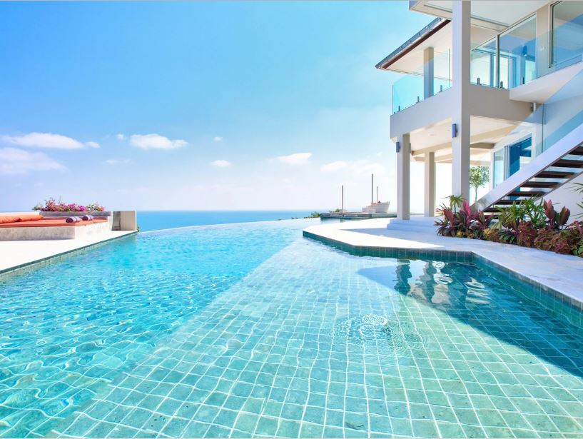 awesome pool of Thailand - Baan Bon Khao luxury apartment, holiday home, vacation rental