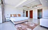 fresh bedroom linens in Thailand - Baan Bon Khao luxury apartment, holiday home, vacation rental