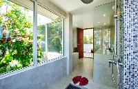 cool rain shower Thailand - Baan Bon Khao luxury apartment, holiday home, vacation rental