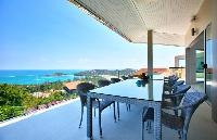 cool veranda of Thailand - Baan Bon Khao luxury apartment, holiday home, vacation rental