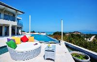 cool poolside of Thailand - Baan Bon Khao luxury apartment, holiday home, vacation rental