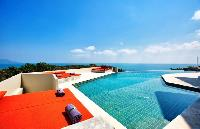 cool infinity pool of Thailand - Baan Bon Khao luxury apartment, holiday home, vacation rental