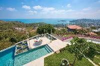 cool pool of Thailand - Baan Bon Khao luxury apartment, holiday home, vacation rental