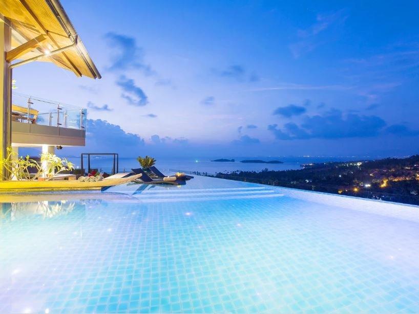 Thailand - Skyfall Villa