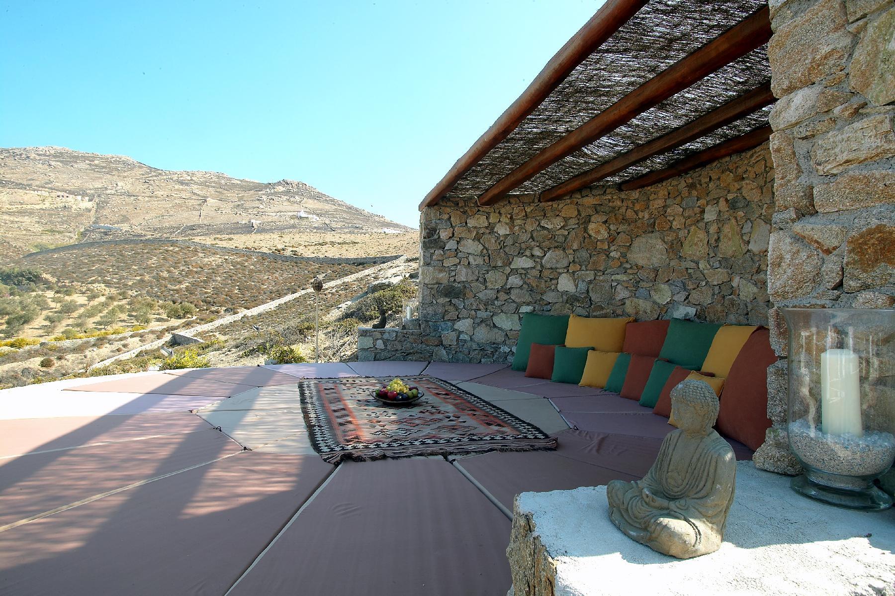 Mykonos - Zen Art Villa