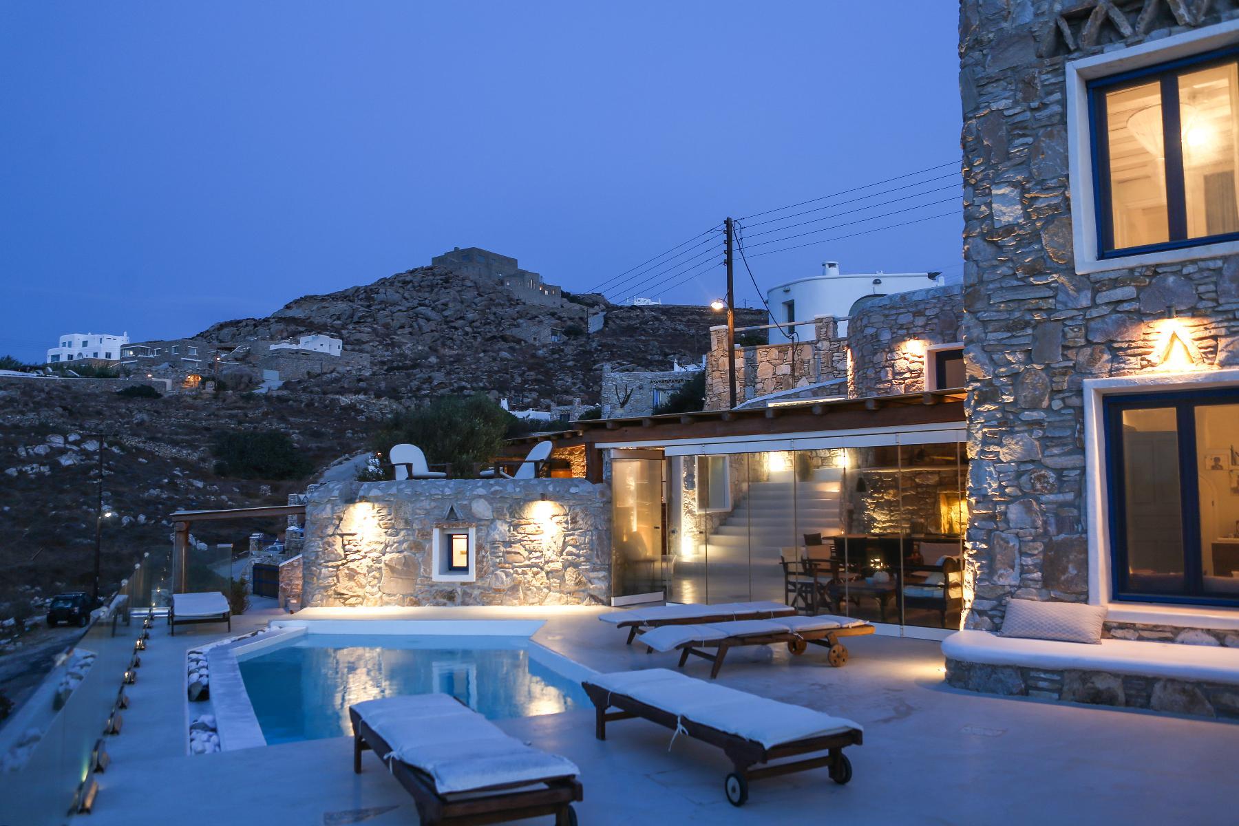 Mykonos - Villa Rea