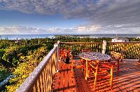 awesome terrace of Bahamas - Villa Allamanda luxury apartment