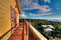 amazing balcony of Bahamas - Villa Allamanda luxury apartment