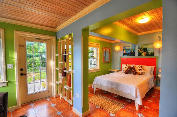 Bahamas - Villa Allamanda Efficiency Suite