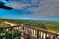 amazing balcony of Bahamas - Villa Allamanda Efficiency Suite luxury apartment