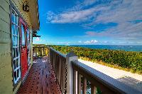 awesome balcony of Bahamas - Villa Allamanda Efficiency Suite luxury apartment