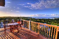cool terrace of Bahamas - Villa Allamanda Efficiency Suite luxury apartment