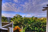 cool view from Bahamas - Villa Allamanda Efficiency Suite luxury apartment