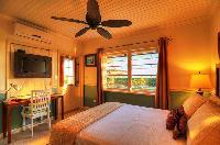 clean bed sheets in Bahamas - Villa Allamanda Queen Studio A luxury apartment