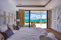 pristine bedding in Barthelemy Estate luxury apartment, holiday home, vacation rental