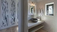 clean bathroom in Villa One and Only luxury holiday home and vacation rental