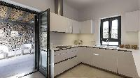 modern kitchen appliances in Villa One and Only luxury holiday home and vacation rental