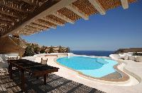 beautiful seafront Villa One and Only luxury holiday home and vacation rental