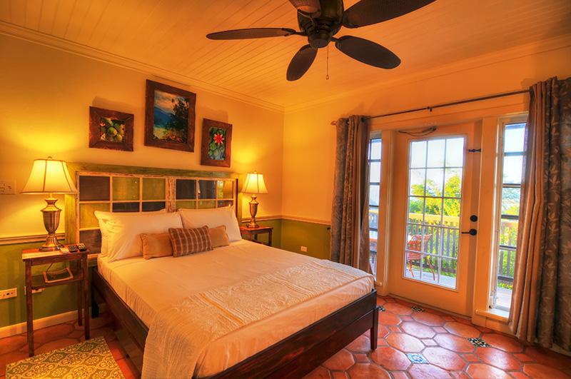 Bahamas - Villa Allamanda Queen Studio B