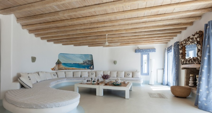 Villa Aegean Air Mykonos